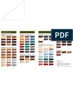 Woodwork Color Swatches