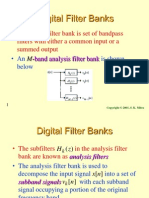 Digital Filter Banks