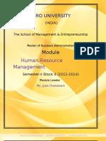 HRM Module(1)