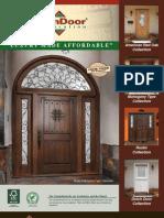 MainDoor Catalog 2010