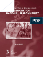 A Framework for National Responsibility