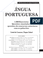 Mil-Exercicios Lingua Portuguesa