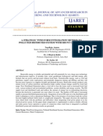 A Strategic Wind Form Integration Method to Polluted Distibuted System With Shunt Capacitor-2-3