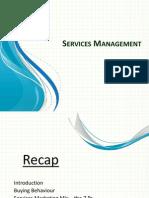 Services Management 8