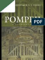 COOLEY y COOLEY - Pompeii a Sourcebook - 2004