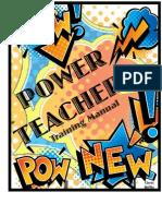 Power Teachers Training Manual
