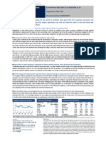 FFA Private Bank - Equity Research - Solidere - April 2013