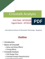 Crosstalk Analysis