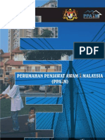 Risalah Perumahan Penjawat Awam 1Malaysia PPA1M