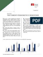 Trattamenti Pensionistici e Beneficiari -