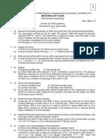 9A21404 Mechanics of Fluids