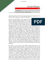 El potencial político del arte II. Benjamin Buchloh, Jean-François Chevrier, Catherine David