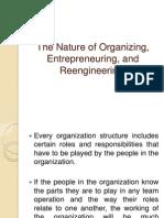 CH 7 Organizing