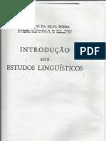 Autor desconhecido - Introdução aos Estudos Linguísticos - revisadopdf