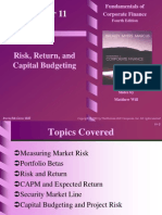 2. Risk, Return & Capital Budgeting