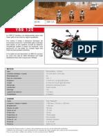 100 Yamaha Moto Ybr125 01