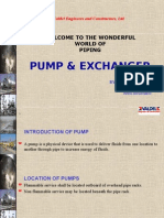 Pump & Exchanger