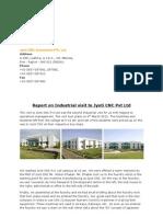 Jyoti CNC-Industry Report