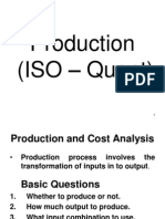 Production ISO-Quant