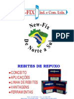 Catalogo de Rebites NEW FIX