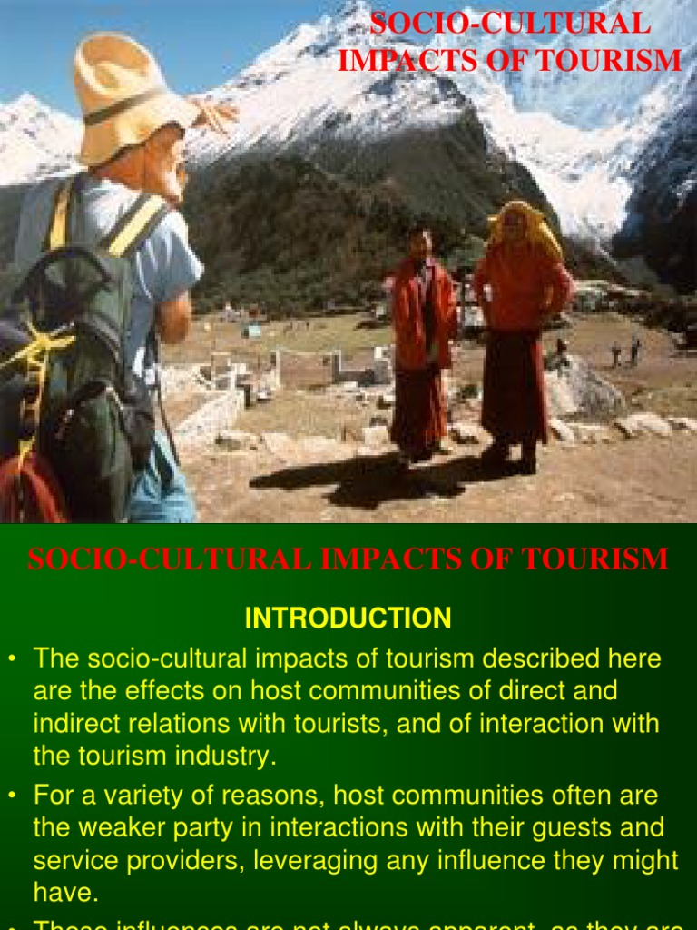 impact of tourism in the caribbean essay