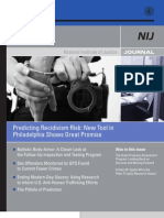 NIJ Journal Issue No. 271