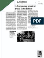 Rassegna Stampa 01.05.13