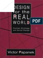 Victor j. Papanek - Design for the Real World