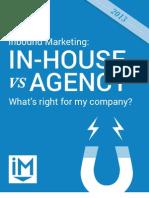 Inbound Marketing in House Agency