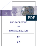 Indian Banking sector report