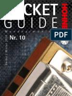 HOHNER Pocket Guide No10 2010