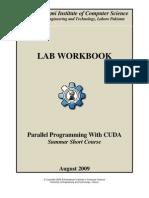 Cuda Lab Manual