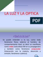 LA LUZ Y LA OPTICA.ppt