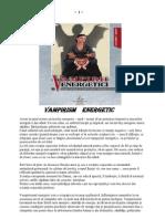 Vampirism Energetic