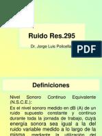 Ruido Res 295 poli.ppt