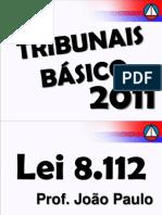 LEI 8112 Previdencia Social Do Servidor