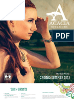 Acacia Creations S:S 2013 Catalog SMALL