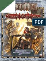 DragonMech - Steam Warriors