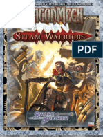 DragonMech - Steam Warriors