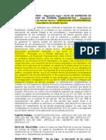 05001-23-31-000-2002-01691-01(2595-07) UNIFICACION JURISPRUDENCIAL – Supresión de cargo. Inexistencia de estudio técnico