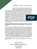 25000-23!25!000-2004-06917-02(1527-08) Oficio Comunicacion Supresion Cargo Es Acto Administrativo