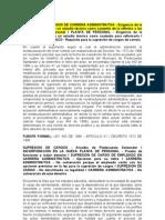68001-23-15-000-1999-00536-01(1266-08) Exigencia de la elaboración de un estudio técnico como sustento de la reforma a las plantas de personal