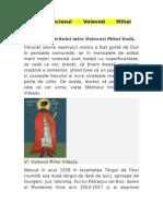 MIHAI VITEAZU-Dreptcredinciosul Voievod Mihai Viteazu.doc