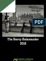 Savvy Salamander 2013