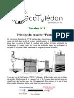Principe du procédé PANTONE - Ecotylédon