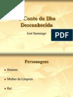 Doc. 30 Análise O conto da Ilha Desconhecida, de José Saramago