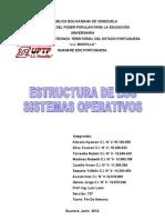 Grupo 6 - Informe de Estructura de Los Sistemas Operativos