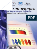 Manual de Opioides Para El Tratamiento Del Dolor 2011