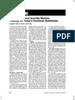 Che Guevara and Guerrilla Warfare