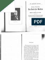 Das Buch Der Medien - Oswald Mutze Verlag - Von F. Pavlicek
